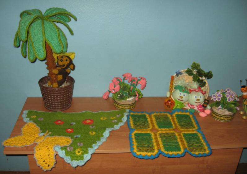 Изделия ручной работы (Ведлозеро, Карелия)