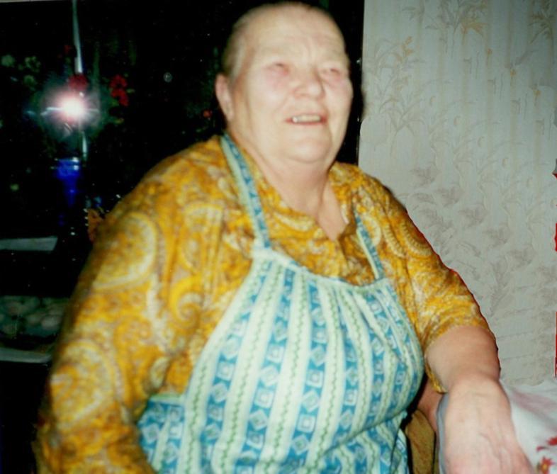 Анастасия Федоровна Ефремова