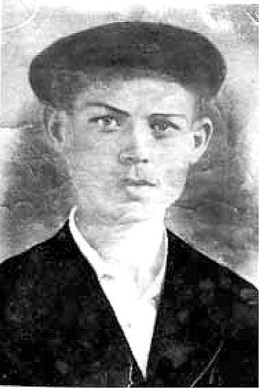 Николай Бархинцев 1925-1944