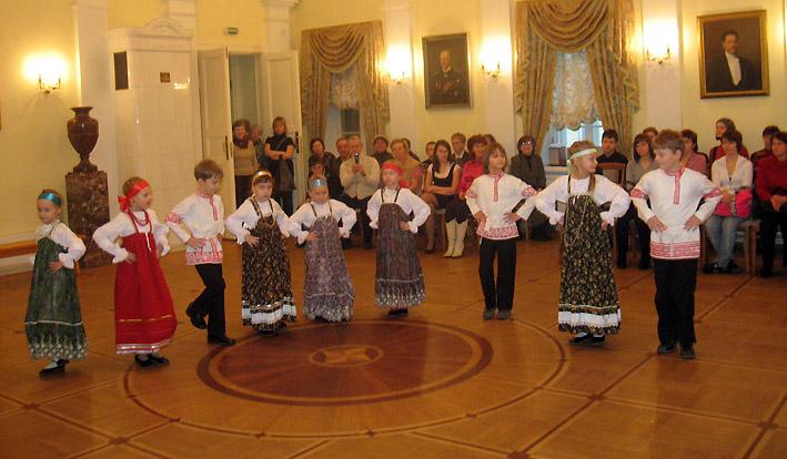 На закрытии 13. регионального этапа Всероссийского конкурса «Моя малая родина: природа, культура, этнос»