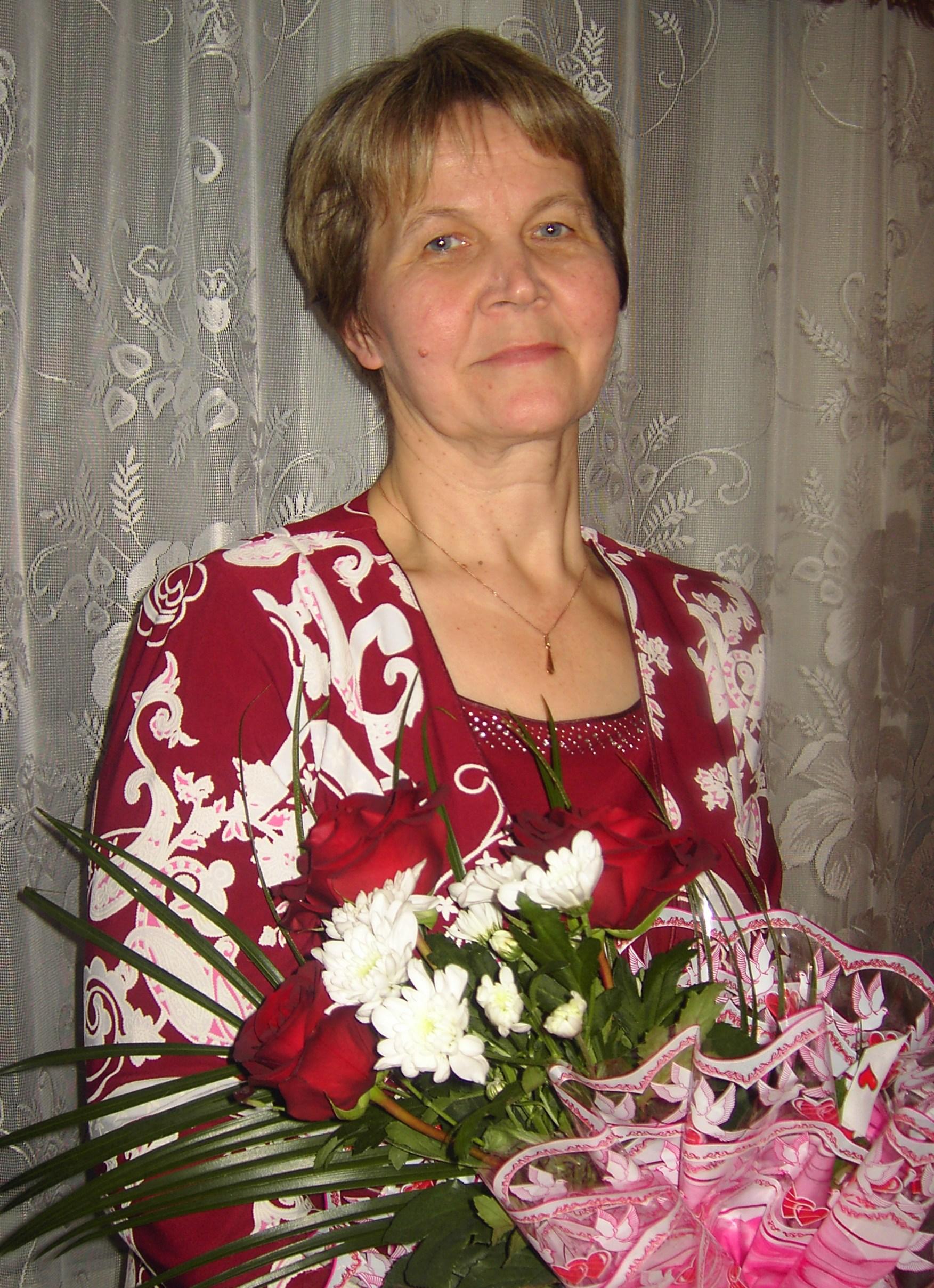 Любовь Федоровна Нестерова