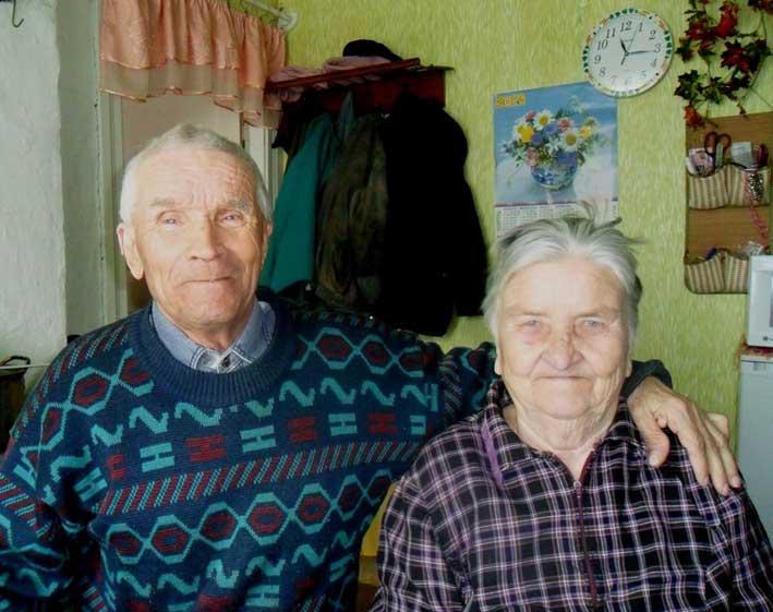 Иван Владимирович с супругой Александрой Николаевной