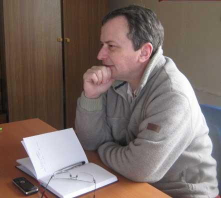 Стивен Таппер в Ведлозере