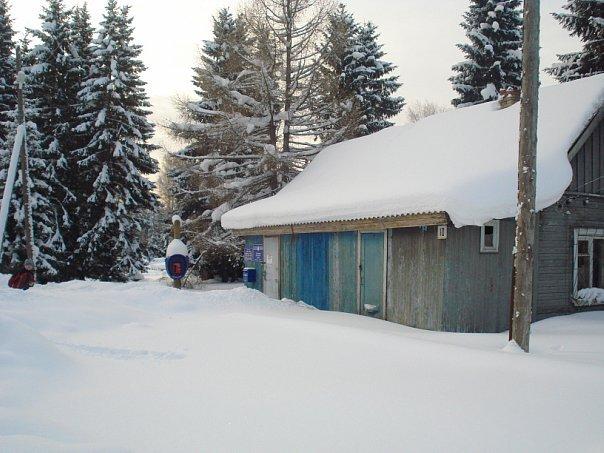 Почта в Койвусельге