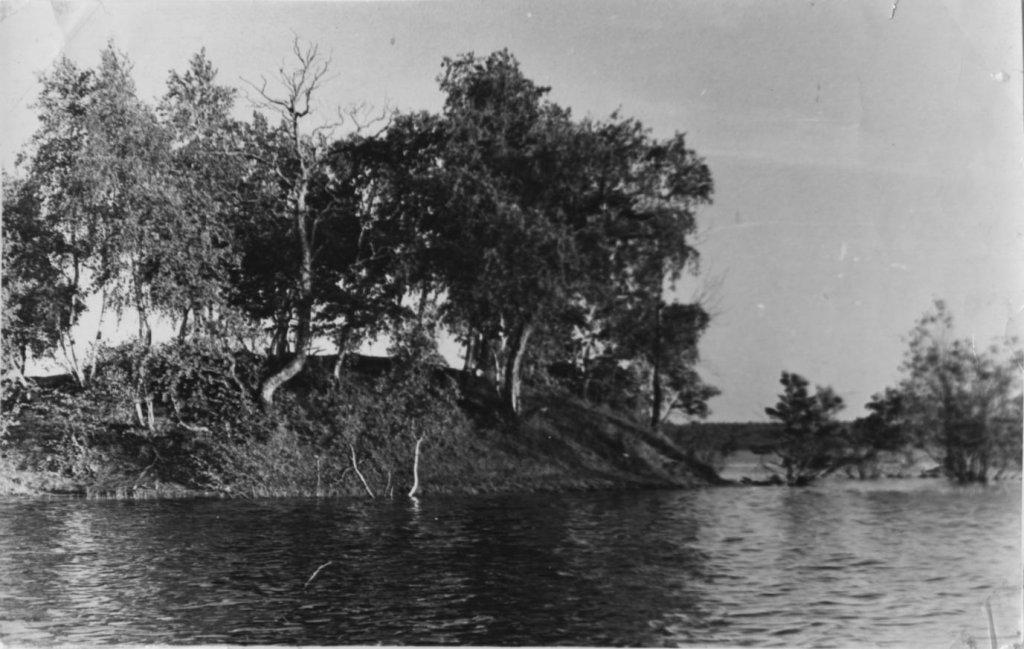 Озеро Ведлозеро