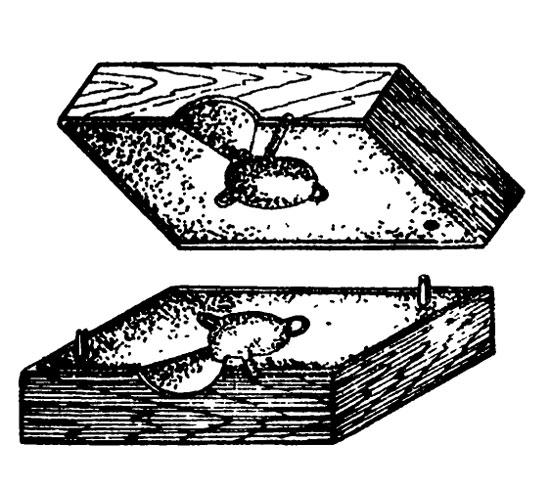 Гипсовая форма для отливки грузил, блесен, мормышек