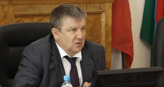 Глава республики Александр Худилайнен